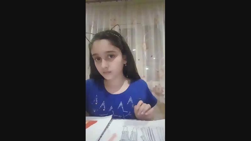 Милана Исмаилова Live