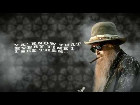 Billy F Gibbons Rollin' and Tumblin' Lyric Video
