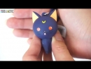 Anime Sailor Moon Figural Keyrings Blind Bags Full Case
