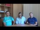 Кандидат на пост Главы ДНР С. Ф. Ким