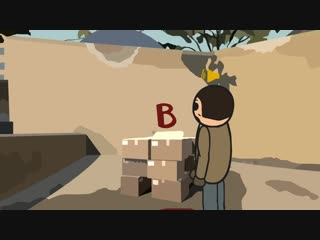 Анимация по игре CS-GO: МУЛЬТФИЛЬМ - БУСТЕР