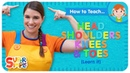 Learn How To Teach Head Shoulders Knees Toes Learn It Education For Kids