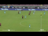 «Наполи» - «Милан». Обзор матча