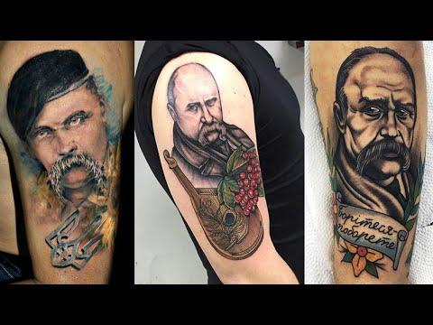 Добірка патріотичних татуювань українців! (2)