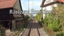 Train ride into Zurich Lowlands (Cab Ride Switzerland | S15 Rapperswil - Niederweningen)