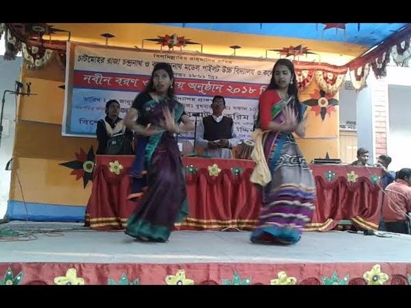 না দেখলে চরম মিছ । গ্রামের মেয়ের নাচ | New Staj Dance Video | 2018 | Proja