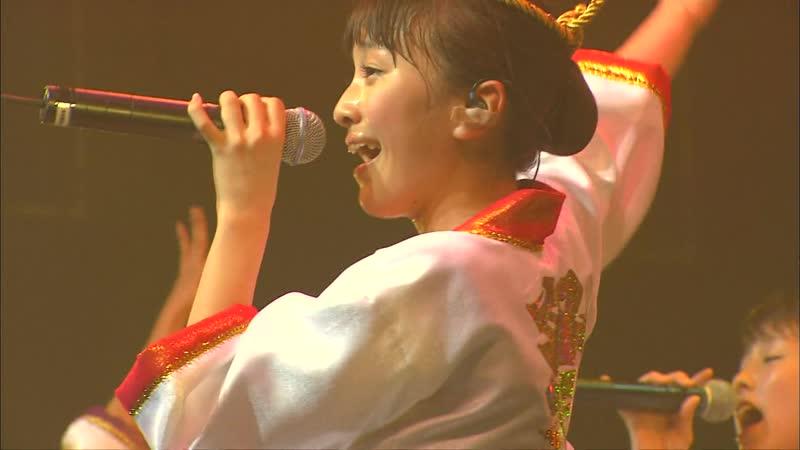 Momoiro Clover Z - Pinky Jones (Onna Matsuri 2011)