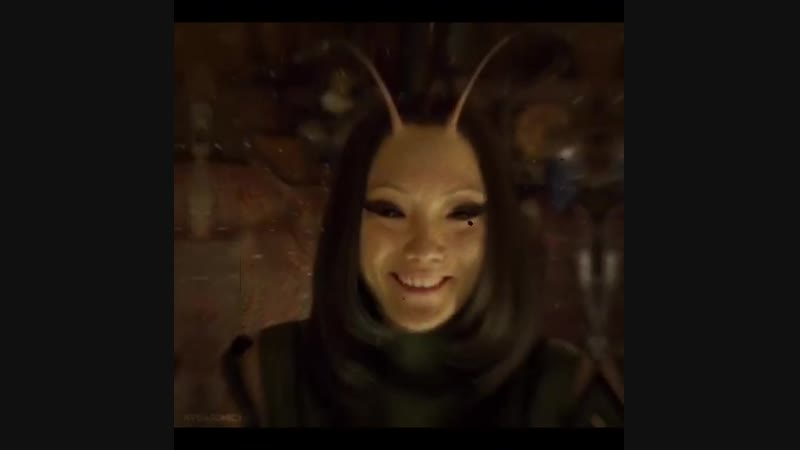 [edit by nvgasonictw] mantis x guardians of the galaxy marvel vine