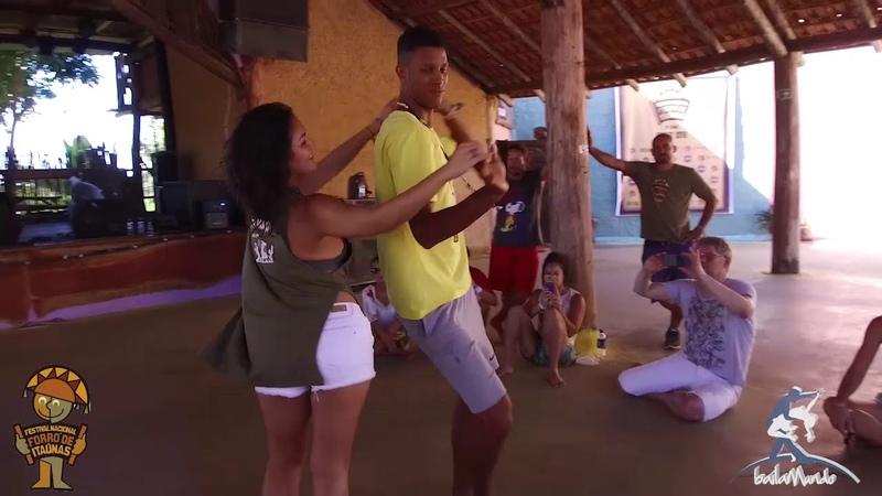 Baila Mundo - Felipe Abreu e Milena Morais (Fenfit Dança 2018)