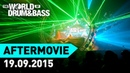 19.09.2015 WORLD OF DRUMBASS @ SPACE MOSCOW (OFFICIAL AFTERMOVIE)