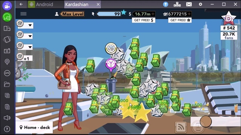 Kim Kardashian Hollywood Hack Cheats 2018 - Get Free Unlimited Cash Stars for Android/iOS
