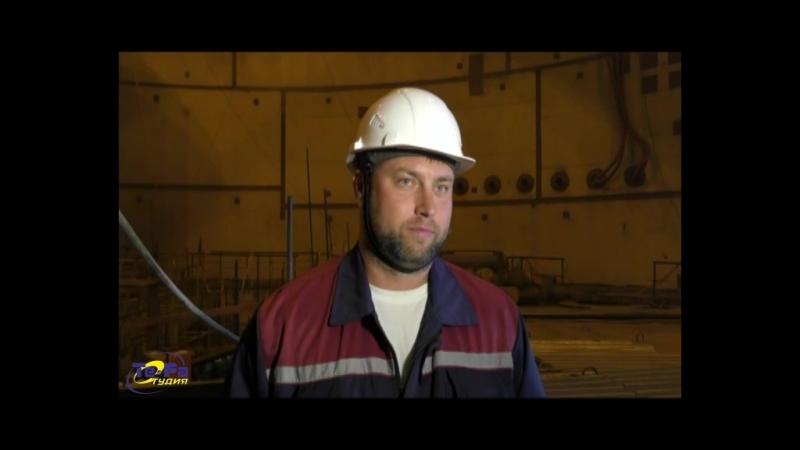 «День человека труда» в Управлении капитального строительства ЛАЭС-2.