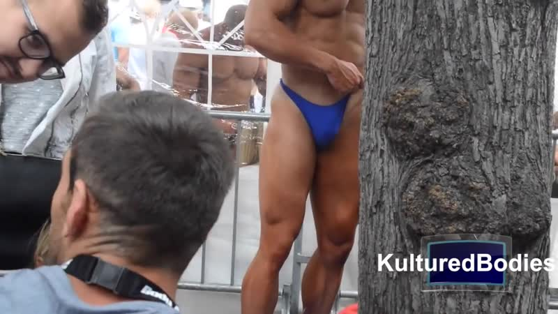 Hunks and Bodybuilders of Sopot 2015