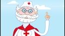 Добрый доктор Стоматолог - мультфильм для малышей: Как правильно чистить зубы?