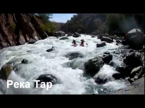 Технический видео отчет о прохождении рек Ойтал Тар Кара ункур Каракульджа Узун ахмат в Киргизии