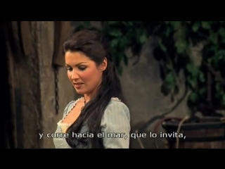 Anna Netrebko sings act I from L´ elisir d´amore by Donizetti