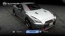 Nissan GT R Nismo Трасса Azure Coast Франция