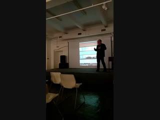 Прямая трансляция лекции Юрия Пальмина