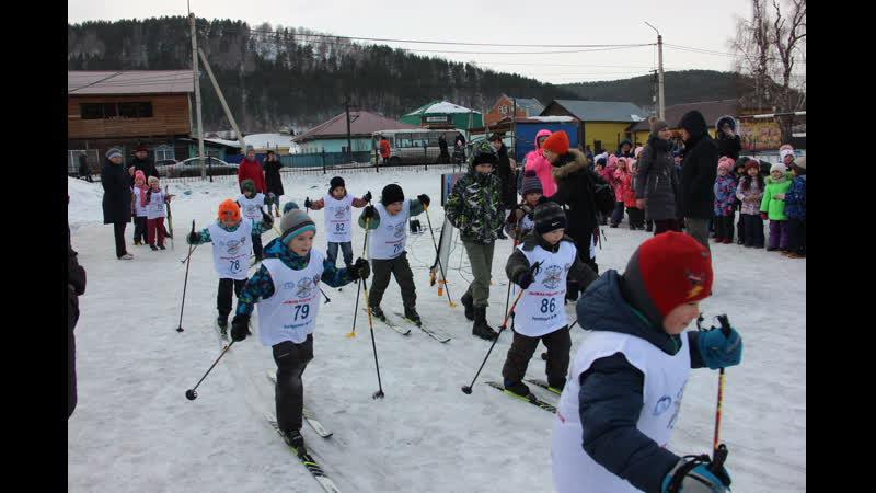 2019-03-10 Лыжная Гонка Дошколят.