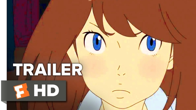 Napping Princess Trailer 1 (2017) | Movieclips Indie