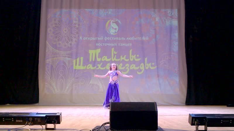 Фестиваль Тайны Шахерезады Екатеринбург март 2019 ориенталь 3 место