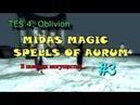 TES 4 Oblivion Магия Мидаса 3 Непростые личи