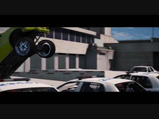GTA 5 - 2 Fast 2 Furious - The Scramble Scene