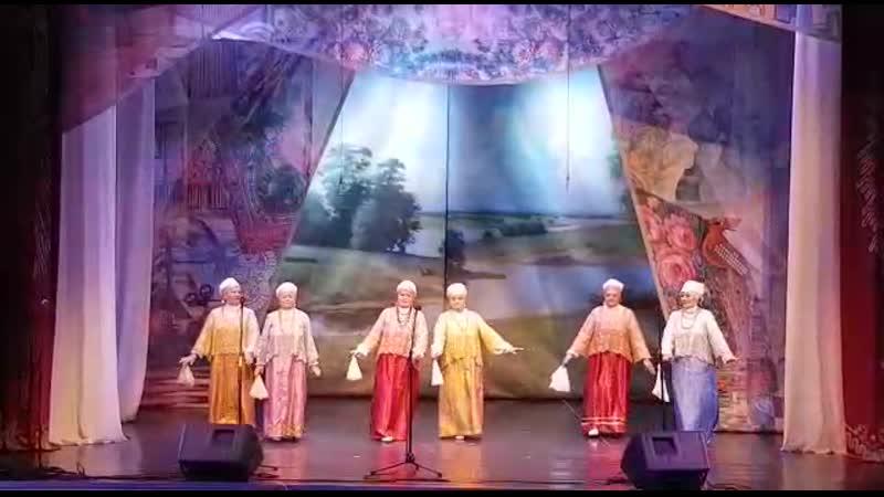 Веретенце Тоншалово 04.04.19