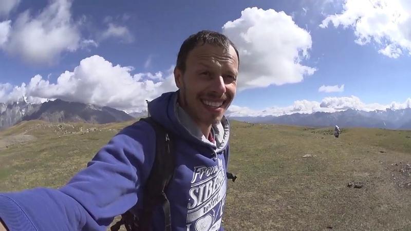 Поездка в Грузию на машине 2018 трёхнедельный трип от моря до гор
