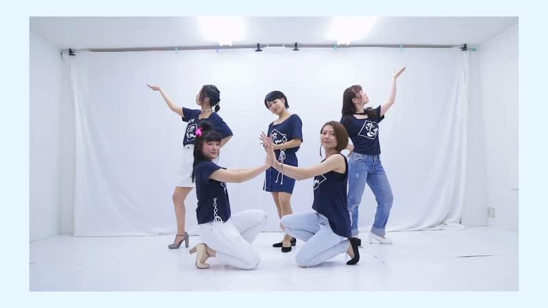 【teamCattleya】まっさらブルージーンズ (2012 神聖なるVer.)【踊ってみた】 sm34652403