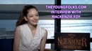 Mackenzie Foy Interview: The Nutcracker Star talks about her new film and her directing aspirations
