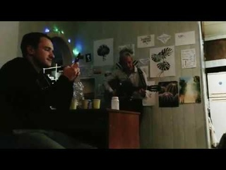 Пора возвращаться домой - Би-2 & Oxxxymiron, импровизация Эмиль Вольт и Hanna