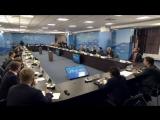 Встреча с представителями зарубежных деловых кругов