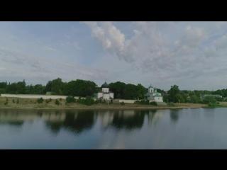Псков - Печоры - Изборск. Номинация «Памятники и туристские маршруты»