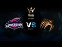 Winstrike vs Ranked Allstars, Adrenaline Cyber League, bo3, game 1 [Lex 4ce]