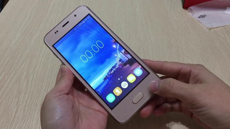 Бюджетный смартфон H mobile S14 за $38