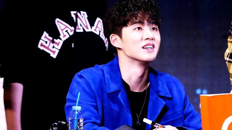 20181006 iKON Fan Sign Event in Jamsil Lotte World B I Fancam 아이콘 잠실 롯데월드 팬사인회 비아이 직캠