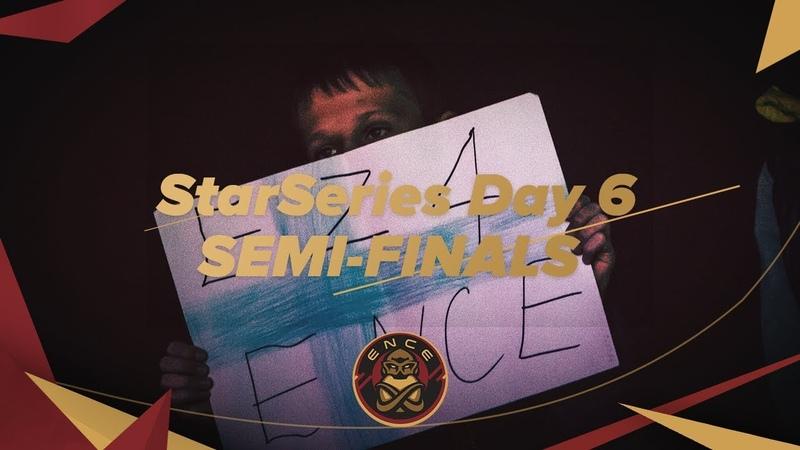 StarSeries i-League Season 6 Day 6 - Semi-Final vs. OpTic
