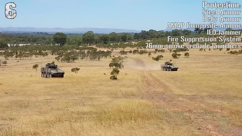 TOP 10 Best IFV Wheeled INFANTRY FIGHTING VEHICLE in the World