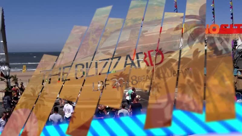 ТРАНСЛЯЦИЯ I HD _ The Blizzard @ Luminosity Beach Festival 2018