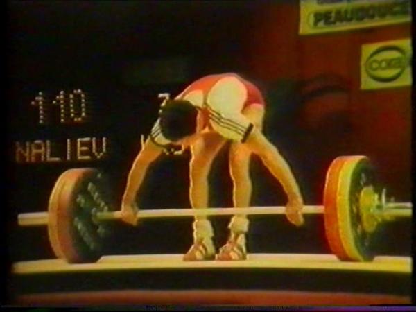 World champs 1981, Part 1