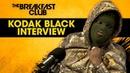 Kodak Black Talks Decision To Leave Florida, His New Girlfriend, New Album More