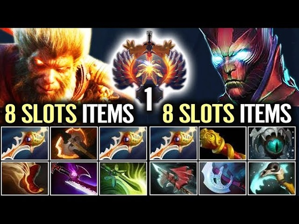 NEW EPIC MONKEY KING Carry Mid by Inyourdream vs 8 Slot Terrobalde Late Game Battle Most Pro Dota 2