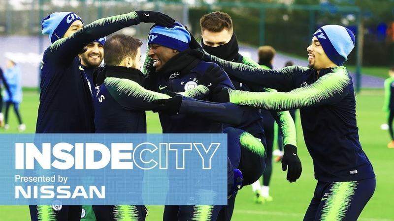 Behind The Scenes with Bernardo Silva | INSIDE CITY 325