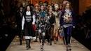 Dolce Gabbana Fall Winter 2018/19 Women's Fashion Show