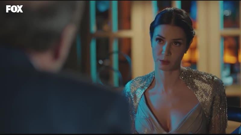 Пырыл не рада возвращению в Стамбул. Кадры из 19ч. сериала Женщина.