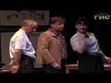 Полиция нравов и мыслей. В театре