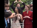 Watch @BTS_twt and @IISuperwomanII bring young voices, energy and ideas to the halls of th.mp4