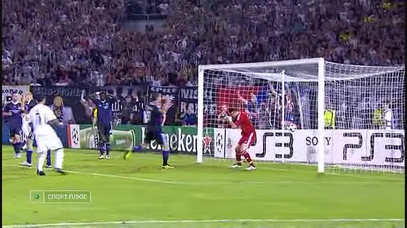 75 CL-20102011 Partizan - RSC Anderlecht 22 (18.08.2010) HL