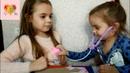 Распаковка детской больнички FUNNY MEDIICAL TOY